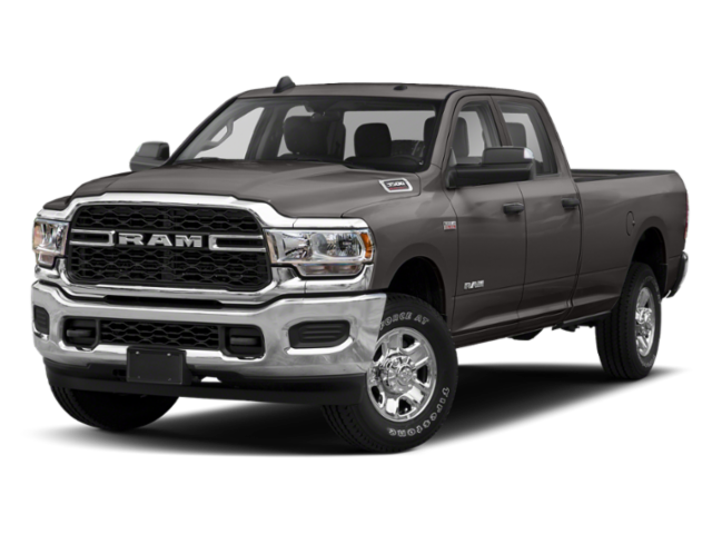New 2019 RAM 3500 4WD CREW CAB 8' BOX