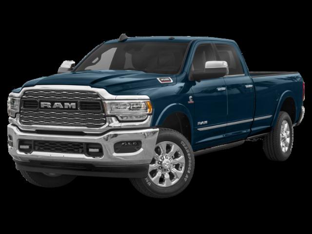 New 2019 Ram 3500 4WD CREW CAB 6'4 BX