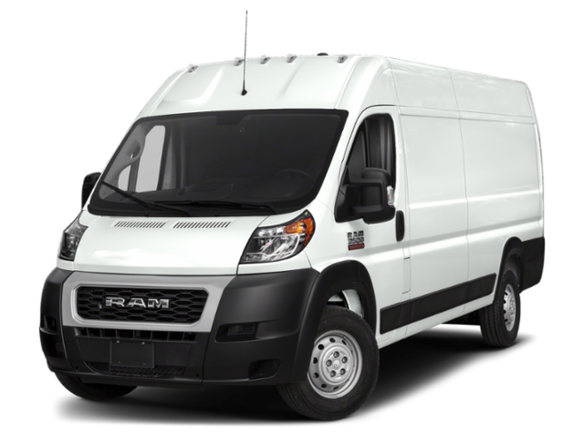 New 2019 RAM ProMaster 3500 High Roof 159' WB EXT
