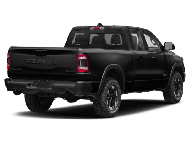 New 2019 Ram 1500 Rebel 4x4 Quad Cab 6'4 Box