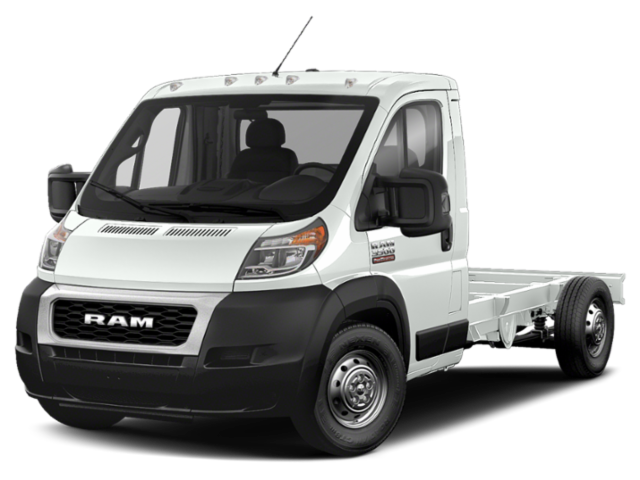New 2019 Ram ProMaster Chassis Cab CHASSIS LOW 159 WB