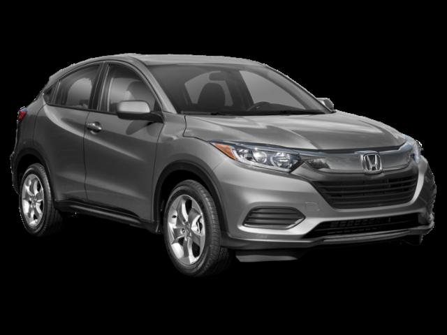New 2020 Honda HR-V LX
