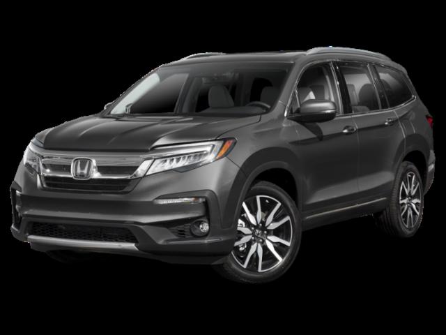2020 Honda Pilot Touring 8-Passenger AWD SUV