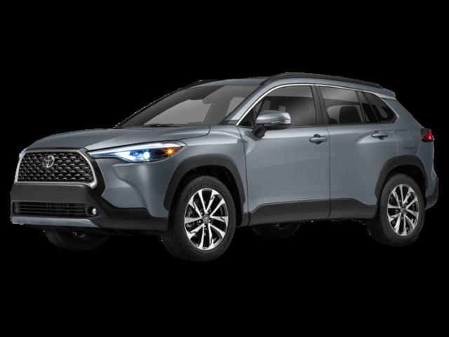New 2022 Toyota Corolla Cross XLE