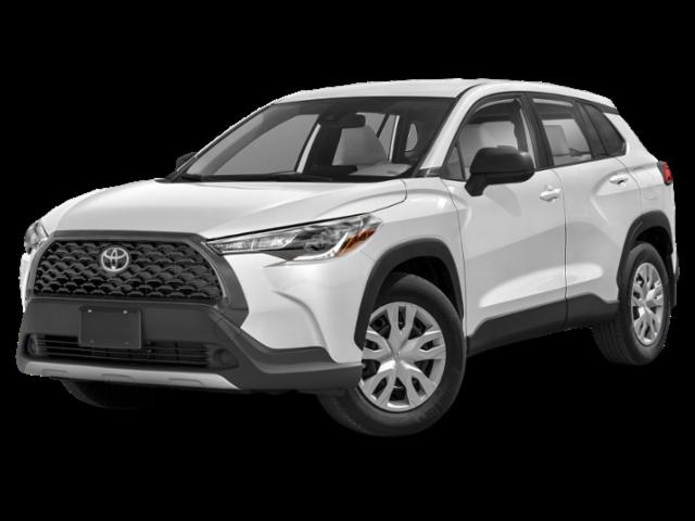 New 2022 Toyota Corolla Cross L