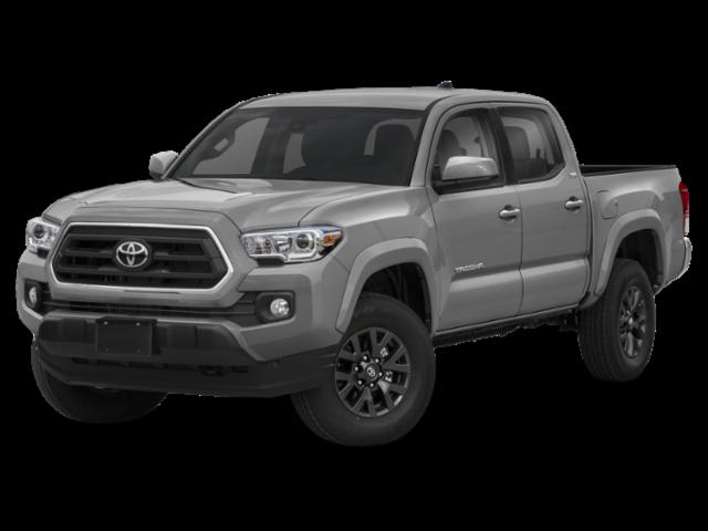 New 2022 Toyota Tacoma SR5