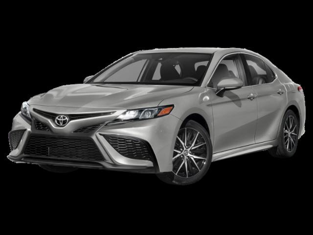 New 2022 Toyota Camry SE