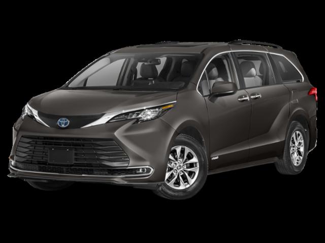 New 2022 Toyota Sienna XLE