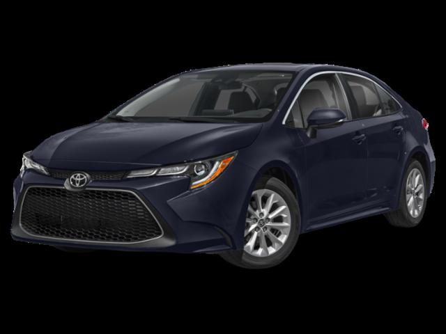 New 2022 Toyota Corolla XLE