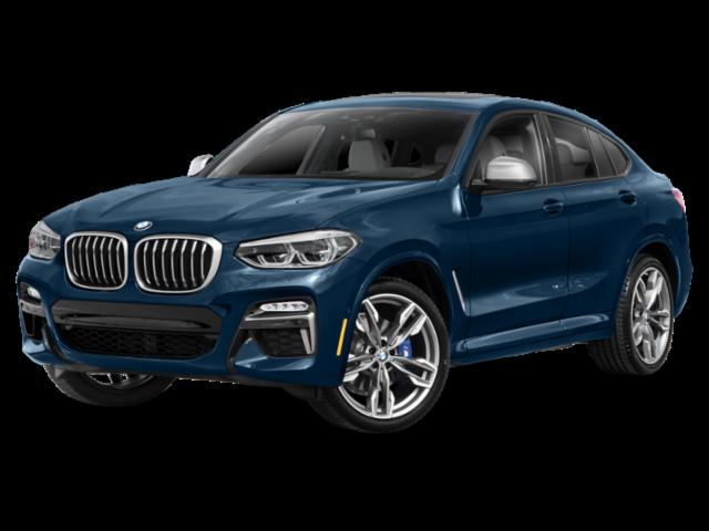 New 2019 BMW X4 M40i