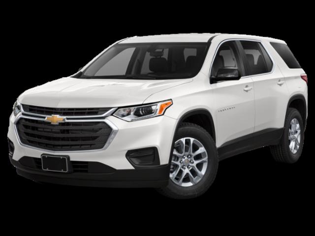 2021 Chevrolet Traverse LS 4D Sport Utility