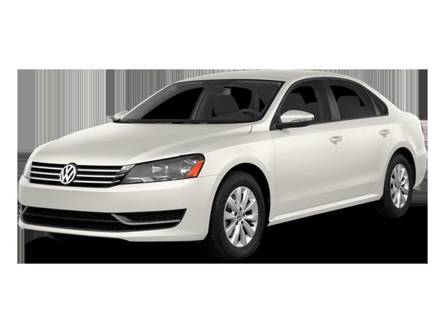 Certified Pre-Owned 2014 Volkswagen Passat 2.0L TDI SE