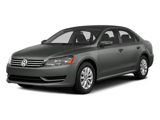 Pre-Owned 2014 Volkswagen Passat 1.8T S PZEV
