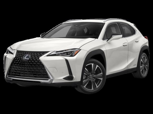 New 2021 Lexus UX