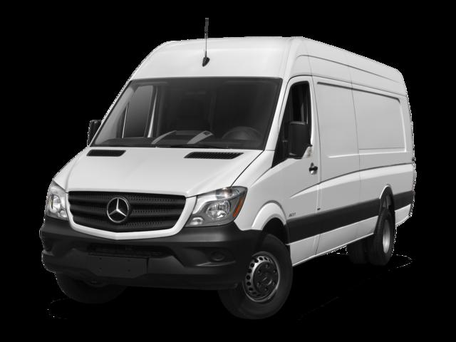 New Mercedes-Benz Sprinter 3500 Cargo 144 WB