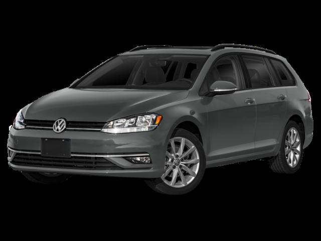 New 2018 Volkswagen Golf SportWagen TSI S