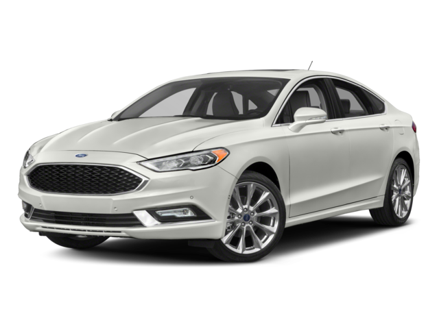 2018 Ford Fusion Platinum 4D Sedan