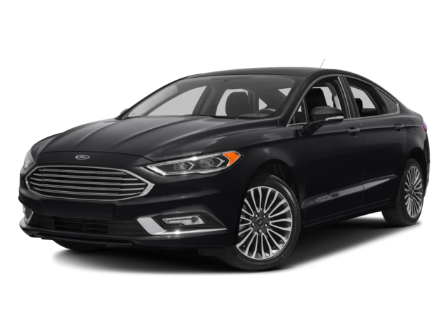 2018 Ford Fusion Titanium 4D Sedan