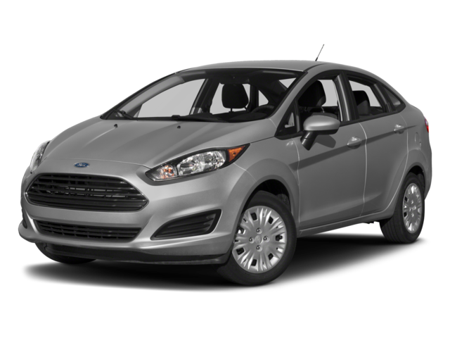 2018 Ford Fiesta S 4dr Car