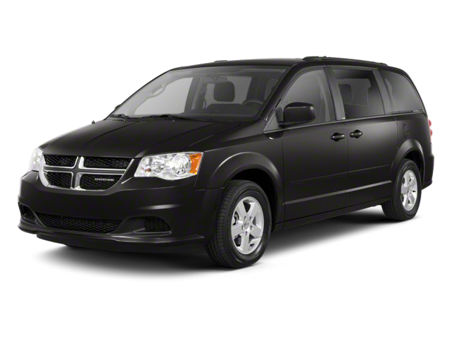 Pre-Owned 2012 DODGE GRAND CARAVAN SXT MINIVA