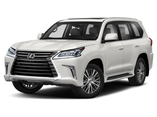 2020 Lexus LX 570 THREE-ROW 570 4D Sport Utility