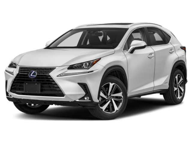 2020 Lexus NX NX 300h Luxury AWD