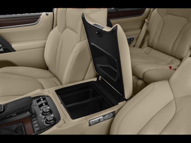 New 2020 Lexus LX 570 TWO-ROW LX 570