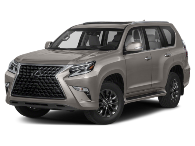 New 2020 Lexus GX 460 4WD 4D Sport Utility 6-Speed Automatic with Sequential Shift ECT