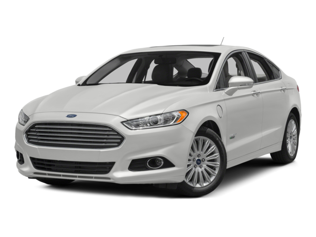 2015 Ford Fusion Titanium 4D Sedan