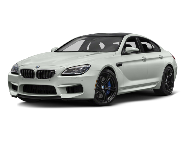 2017 BMW M6 Gran Coupe 4dr Car
