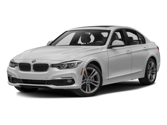 2017 BMW 3 Series 328d xDrive 4D Sedan