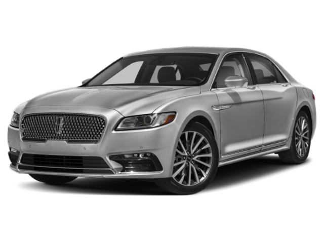 2018 Lincoln Continental Reserve 4D Sedan