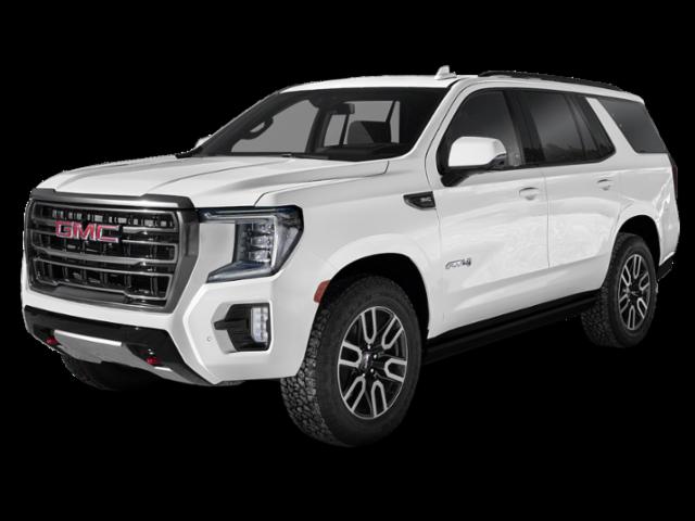 New 2021 GMC Yukon AT4 4WD