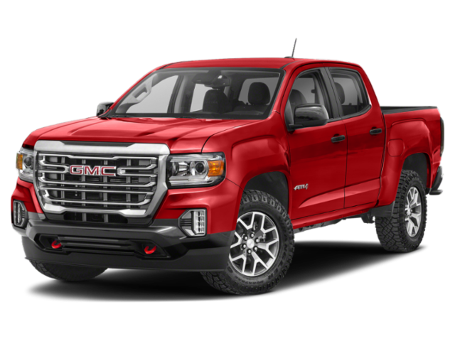New 2021 GMC Canyon 4WD Crew Cab 128 AT4 w/Cloth