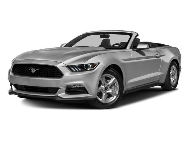 2016 Ford Mustang V6 2D Convertible