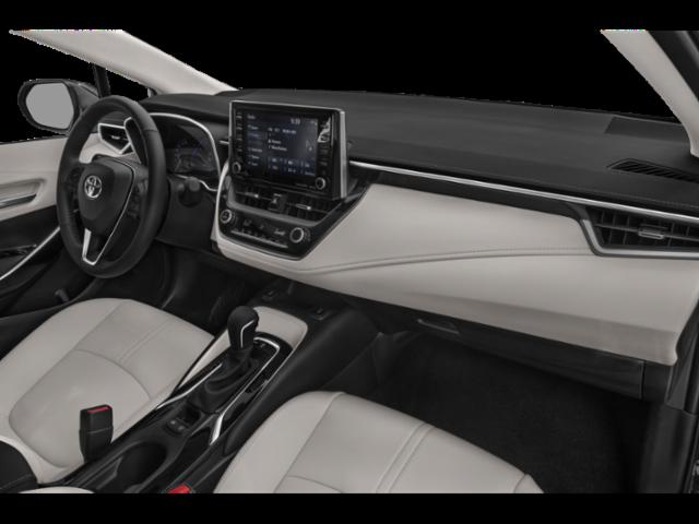 New 2021 Toyota Corolla XLE