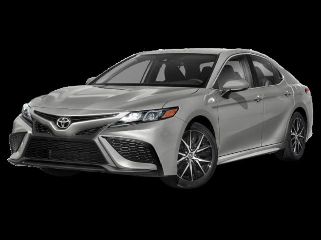 2021 Toyota Camry SE Auto AWD 4dr Car