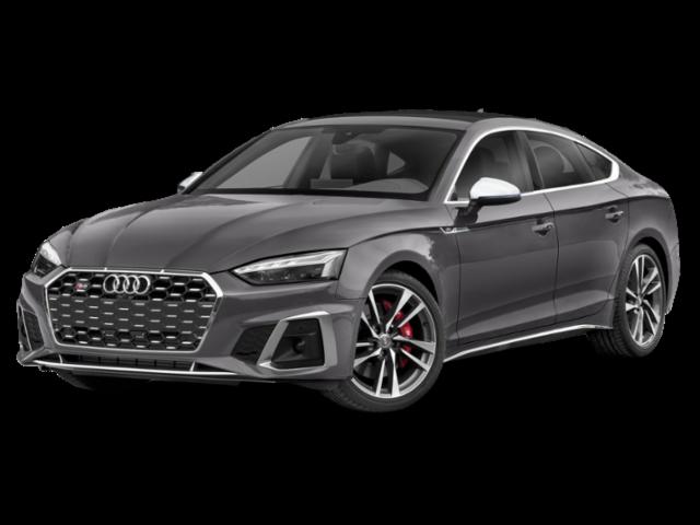New 2021 Audi S5 Sportback Prestige