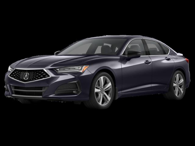 2021 Acura TLX Platinum Elite
