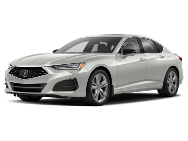 New 2021 Acura TLX Tech