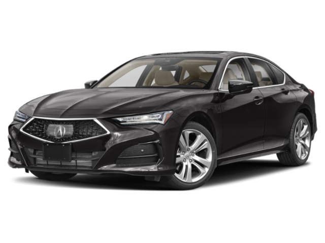 New 2021 Acura TLX SH-AWD Tech