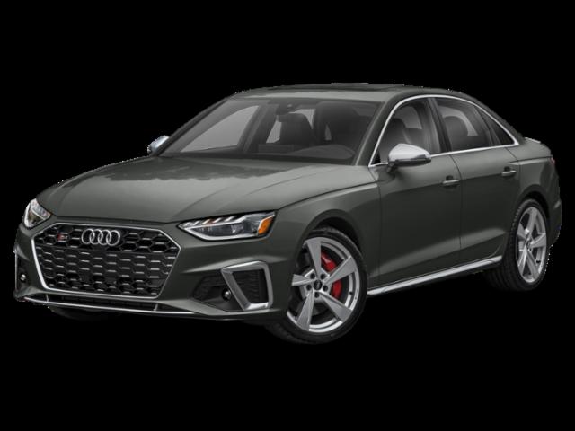 New 2021 Audi S4 3.0T Premium