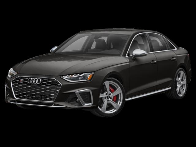 New 2021 Audi S4 Prestige