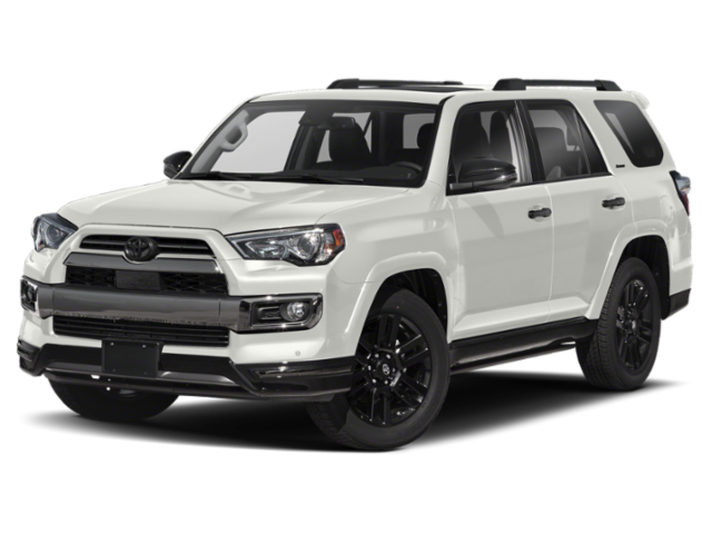 New 2021 Toyota 4Runner Nightshade Special Ed 4 4X2