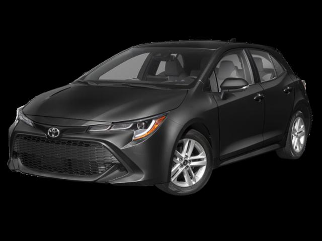 New 2021 Toyota Corolla Hatchback SE FWD 5D Hatchback