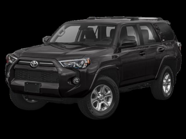 New 2021 Toyota 4Runner SR5 4WD