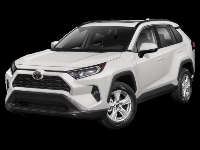 New 2021 Toyota RAV4 XLE
