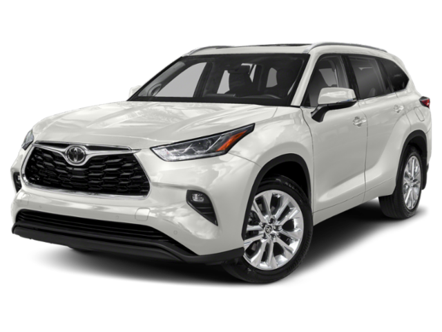 New 2021 Toyota Highlander Limited
