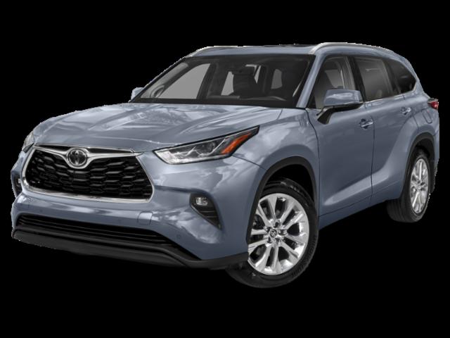 New 2021 Toyota Highlander Limited