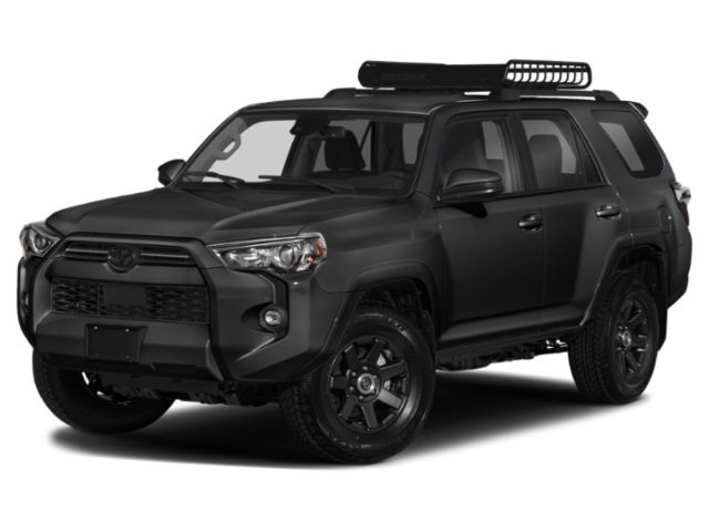 New 2021 Toyota 4RUNNER CAR TRAIL 4WD